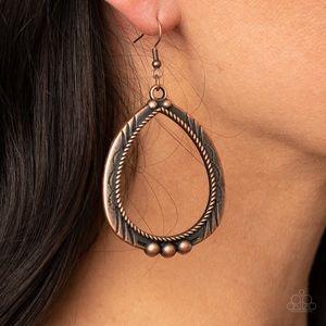 ❤️Terra Topography Earrings